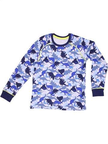 1 piece Pyjama boy MARKS & SPENCER blue 12 years winter #1002_1