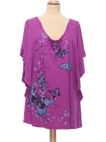 Short Sleeve Top woman BODYFLIRT UK 16 (L) summer #10164_1