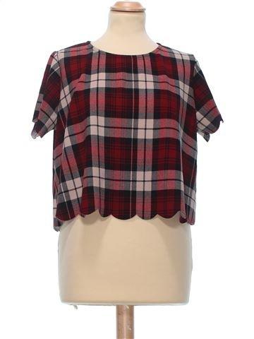 Short Sleeve Top woman CAMEO ROSE UK 14 (L) summer #10168_1