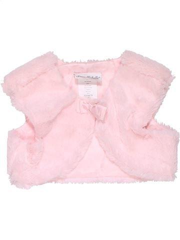 Vest girl JONA MICHELLE pink 3 years winter #10451_1