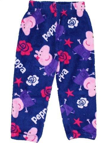 Trouser unisex PEPPA PIG blue 3 years winter #1058_1