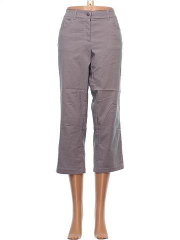Cropped Trouser woman CHARLES VÖGELE UK 12 (M) summer #10664_1