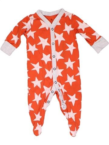 Long jumpsuit boy NEXT BABY white 3 months winter #10861_1