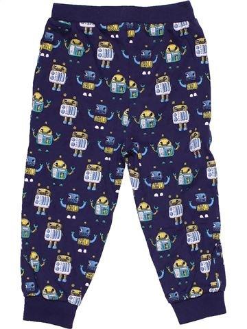 Trouser boy MATALAN blue 2 years winter #11047_1