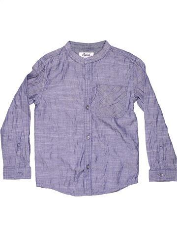 Long sleeve shirt girl PRIMARK purple 8 years winter #11414_1