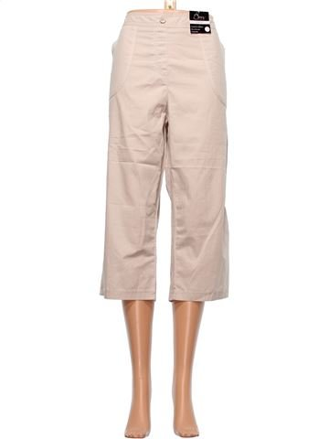 Cropped Trouser woman BM CASUAL UK 14 (L) summer #11655_1