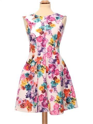 Dress woman QUIZ UK 12 (M) summer #11769_1
