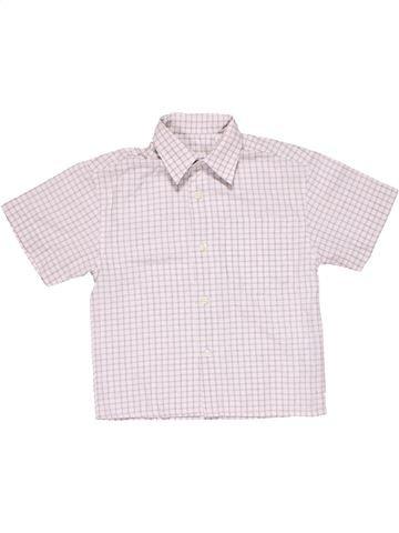 Long sleeve shirt boy PALOMINO white 4 years summer #11773_1