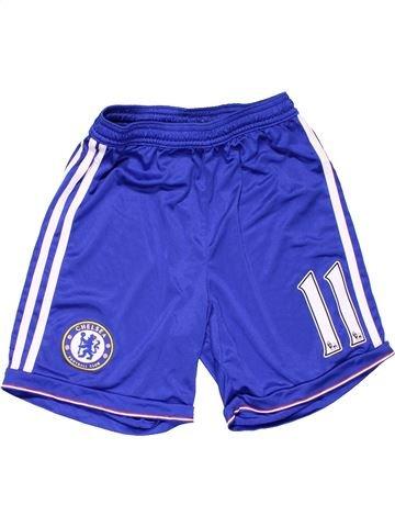 Sports short boy ADIDAS blue 12 years summer #11918_1