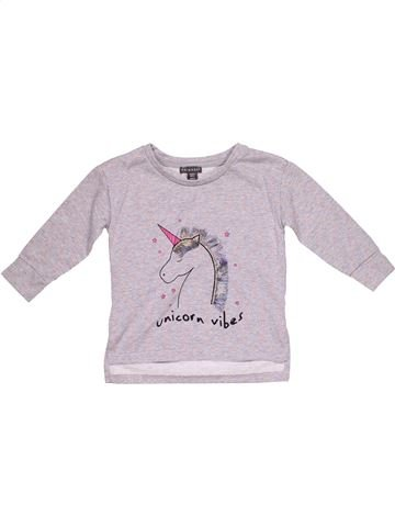 Sweatshirt girl PRIMARK white 3 years winter #12155_1