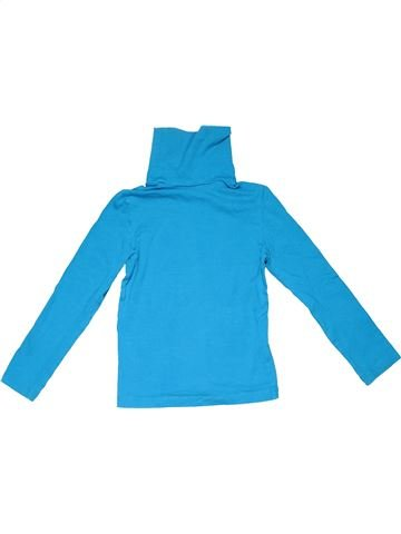 Long sleeve T-shirt girl ALIVE blue 6 years winter #12239_1