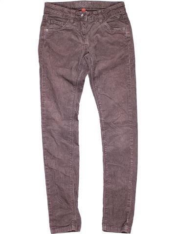 Trouser girl ESPRIT purple 13 years winter #12352_1