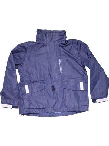 Jacket boy NO BRAND blue 8 years winter #12375_1