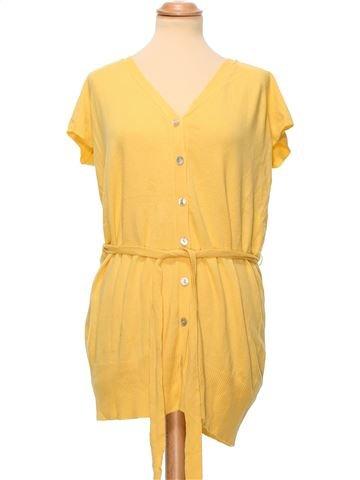 Short Sleeve Top woman E-VIE UK 16 (L) summer #12475_1