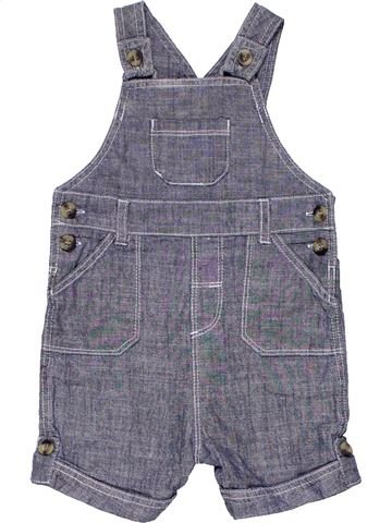 Dungaree unisex MOTHERCARE gray 6 months summer #12558_1
