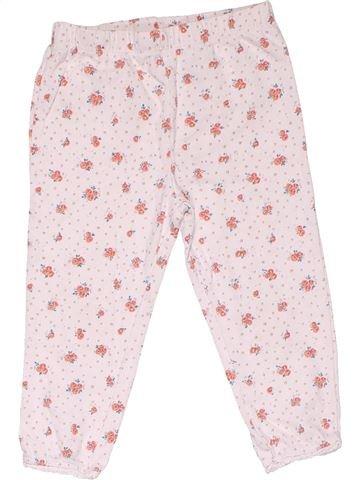 1 piece Pyjama girl F&F white 12 months winter #12571_1