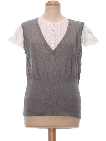 Short Sleeve Top woman E-VIE UK 20 (XL) summer #13054_1