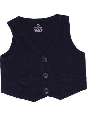 Vest boy EARLY DAYS black 6 months winter #13273_1