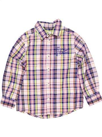 Long sleeve shirt boy TOM TAILOR pink 5 years summer #13696_1