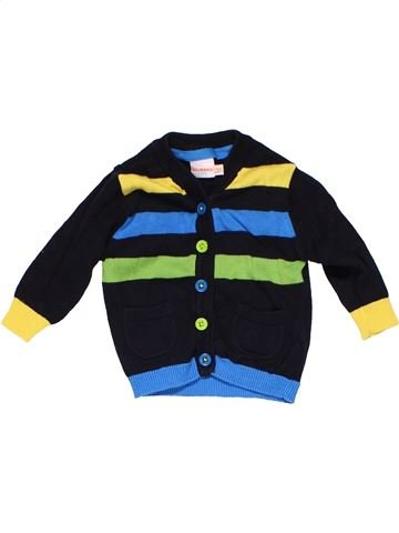 Sweatshirt boy BLUEZOO beige new born winter #13768_1