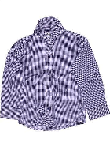 Long sleeve shirt boy REBEL gray 7 years summer #13853_1