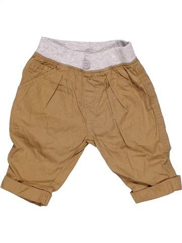 Trouser boy NEXT BABY brown 3 months summer #13876_1