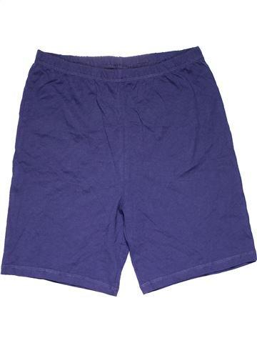 Capri pants boy GEORGE blue 13 years summer #14484_1