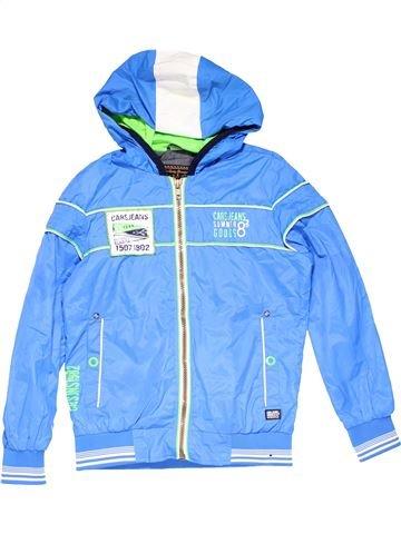 Snowsuit boy LESINA blue 12 years winter #14607_1
