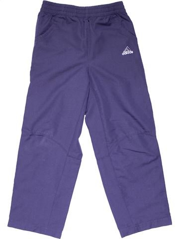Sportswear boy ADIDAS blue 6 years summer #14727_1