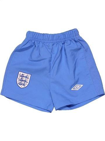 Sports short boy TAILORED blue 6 months summer #15162_1