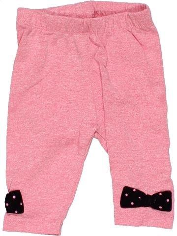 Trouser girl DISNEY BABY pink 3 months summer #15177_1