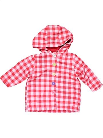 Jacket girl BABY pink 9 months winter #15290_1
