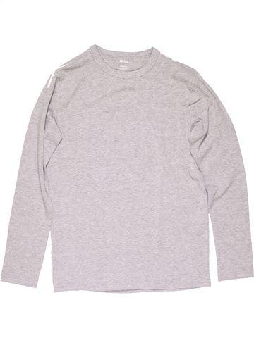 Long sleeve blouse unisex HEMA white 12 years winter #15344_1