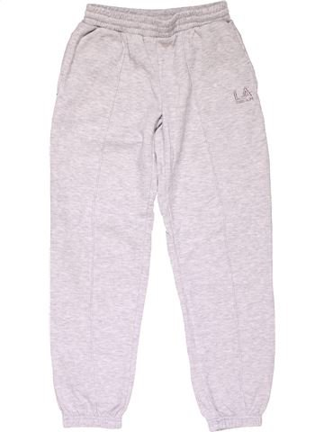 Track pant girl LA GEAR white 10 years winter #15768_1