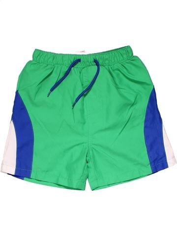 Sports short boy TESCO green 7 years summer #15836_1