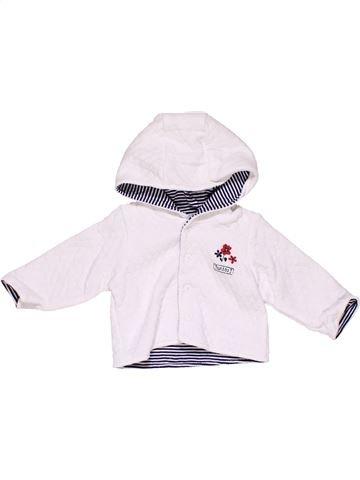 Jacket girl NO BRAND white new born winter #16097_1