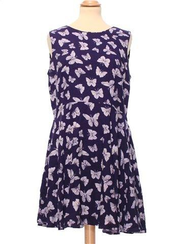 Dress woman APRICOT UK 14 (L) winter #16730_1