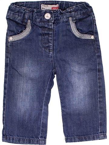 Jeans unisex NAME IT blue 9 months summer #16883_1