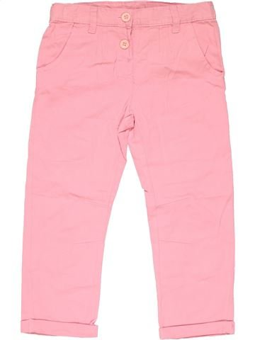 Jeans girl I LOVE SUMMER beige 7 years summer #17130_1