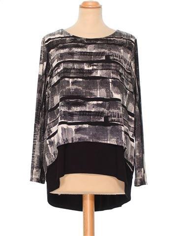 Long Sleeve Top woman SALOOS UK 16 (L) summer #17411_1