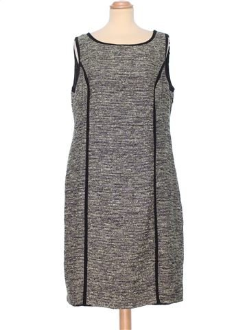 Dress woman LAURA ASHLEY UK 16 (L) winter #1760_1