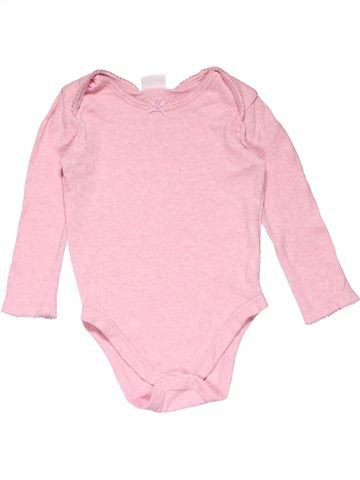Long jumpsuit girl F&F BABY pink 12 months winter #17881_1