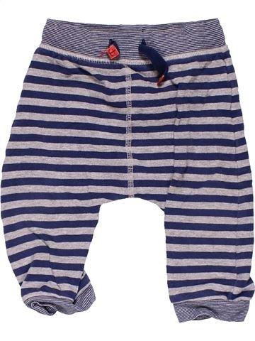 Trouser boy M&S blue 12 months winter #18521_1