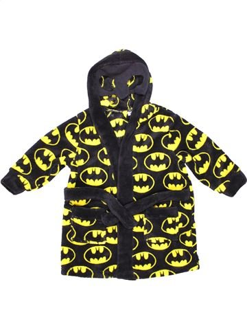Dressing gown boy REBEL yellow 3 years winter #1862_1