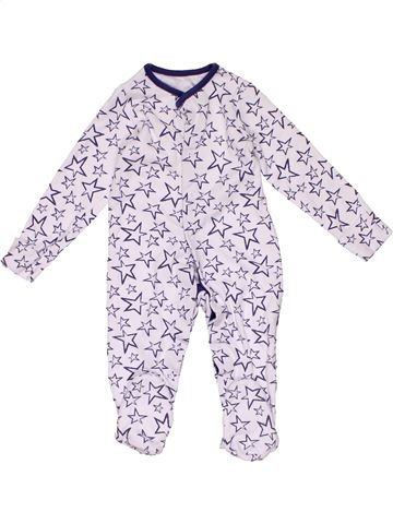 Long jumpsuit boy F&F white 9 months winter #18899_1