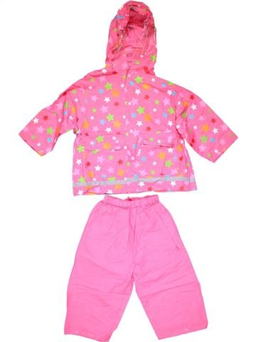 Snowsuit girl HEMA pink 3 years summer #19257_1