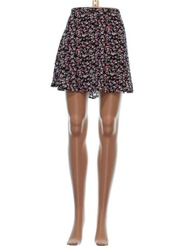 Skirt woman DIVIDED UK 10 (M) summer #1958_1