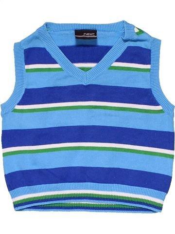 Vest boy NEXT blue 6 months summer #19639_1