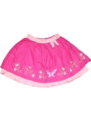 Skirt girl MATALAN pink 3 years winter #20024_1