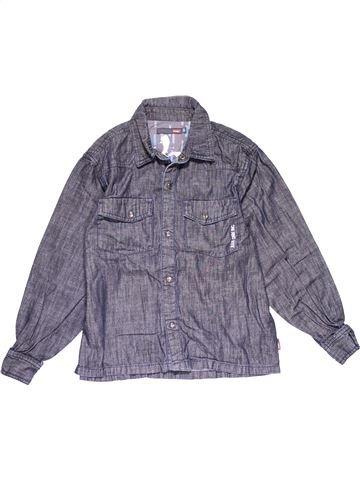 Jacket girl NAME IT gray 10 years winter #20215_1